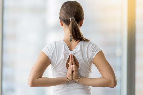 yoga al lavoro
